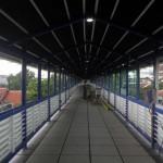 INFRASTRUKTUR SOLO : Sky Bridge Dilengkapi Akses untuk Kereta Bandara