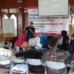 PMI Solo Gaet Guru Menjadi Fasilitator Sekolah Siaga Bencana