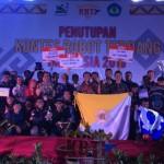 KONTES ROBOT : Gamaforce UGM Sabet Gelar Juara Umum Kontes Robot Terbang Indonesia