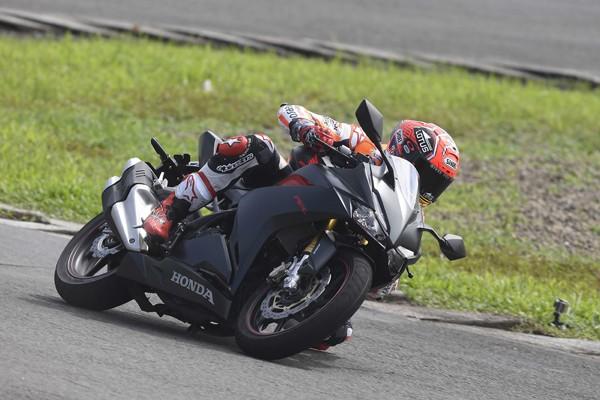 Honda CBR250RR. (JIBI/Antara)