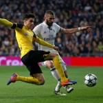LIGA CHAMPIONS : Dortmund Vs Madrid: CR7 Enggan Ternoda di Momen Istimewa