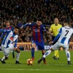 Hasil Lengkap dan Klasemen Liga Spanyol