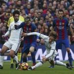 ICC 2017 : Real Madrid Vs Barcelona: El Clasico Penutup Pramusim