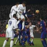ICC 2017 : Inilah Prediksi Susunan Pemain Madrid Vs Barcelona