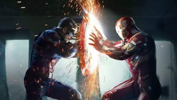Captain America Civil War (Marvel Studios)