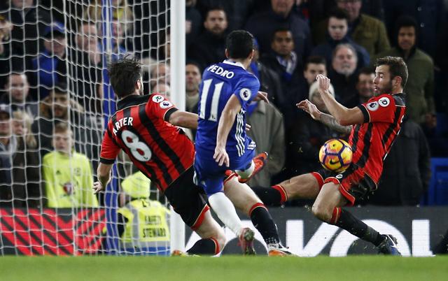 Chelsea vs AFC Bournemouth (Reuters / Peter Nicholls)