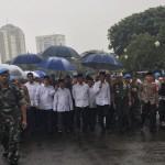 "Ketua MPR, ""Kehadiran Presiden Bikin Aksi di Monas Lebih Damai"""