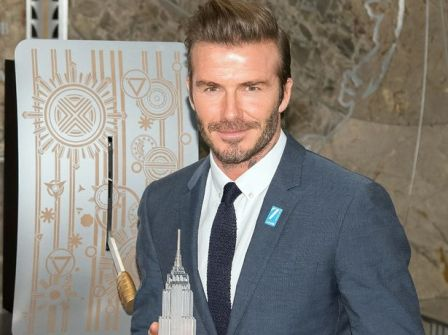 David Beckham (Mirror.co.uk)