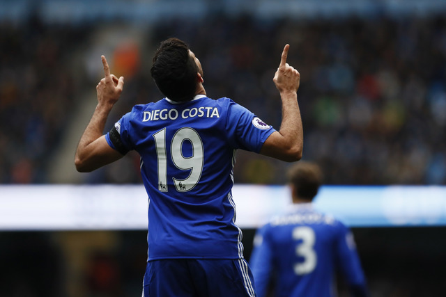 Diego Costa (Reuters / Jason Cairnduff)