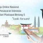 HARBOLNAS 2016 : Garuda Indonesia Tebar Diskon