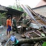 Seratusan Rumah Rusak, Ini Daftar Korban Puting Beliung Sragen