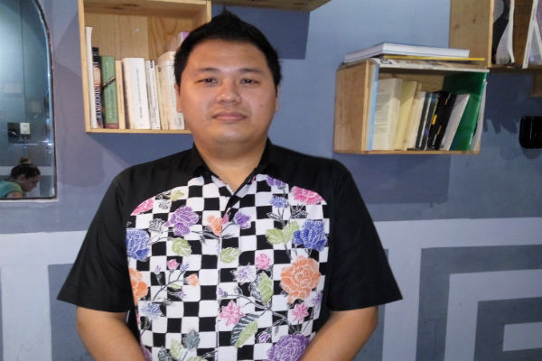 Manager PT LG Electronics Indonesia Cabang DIY Timotius Harry Cahyadi (IST/LG)