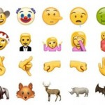 Emoticons (Daily Mail)