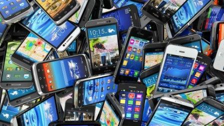 Ilustrasi smartphone (Marketingland.com)