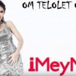 Imeymey nyanyikan lagu Om Telolet Om (Youtube)
