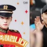 K-POP : Jaejoong JYJ dan Sungmin Suju Keluar Wamil, Ini Foto-Fotonya