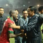 PIALA AFF 2016 : Jokowi Janjikan Bonus Rp12 M untuk Timnas Indonesia