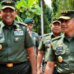 FOTO HARI JUANG KARTIKA : KSAD Tengok Tentara Elite di Jateng