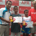 KEJURNAS TENIS JUNIOR : Juara-Juara Baru Bermunculan