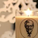 KFC Bikin Lilin Aroma Ayam Goreng