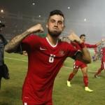 Panen Pujian, Begini Statistik Stefano Lilipaly di Piala AFF 2016