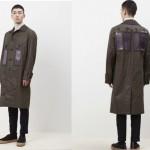 Mantel berpanel surya karya desainer jepang (odditycentral)