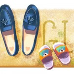 Google Doodle Tampilkan Animasi Mother's Day 2016