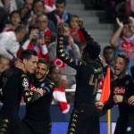 REAL MADRID VS NAPOLI : Partenopei Berharap Tuah Maradona