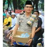 TRENDING SOSMED : Elia Umboh, Polisi Ganteng Aksi Super damai 212