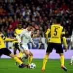 LIGA CHAMPIONS : Dijebol Dortmund 2 Gol, Madrid Harus Banyak Belajar