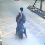 Sopir truk balas dendam pada pencuri ponselnya (Youtube)