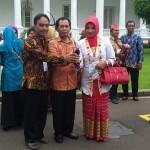 2 Warga Boyolali Dianugerahi Adhikarya Pangan Nusantara