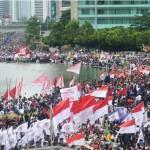 """Ada Atribut Parpol, Panitia Bantah Parade """"Kita Indonesia"""" Bertendensi Politis"""