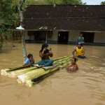 BANJIR BOJONEGORO : Luapan Sungai Bengawan Solo Bikin Tekor Rp30,4 Miliar