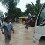 BENCANA WONOGIRI : 17 Rumah Tergenang Banjir di Pracimantoro