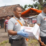 Lokasi Penemuan Kardus Berisi Camilan Sempat Ditutup, Lalu Lintas Macet 5 Km