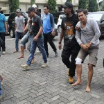 PENCURIAN SEMARANG : Curi 500 Motor, Pria Demak Ditembak Polisi Semarang