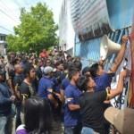 PN Sukoharjo Eksekusi Pabrik Rokok di Jl. Ciu