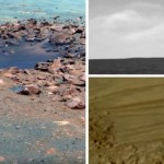 Gambar Ini Perlihatkan Ada Awan di Planet Mars?