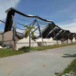 KEBAKARAN SRAGEN : Penyebab Kebakaran Gudang PT Delta Merlin Diduga Faktor Mekanis
