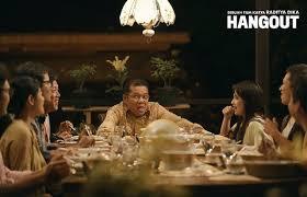 Salah satu adegan di film Hangout. (Madiunpos.com/JIBI/twitter.com)