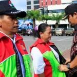 HARI NATAL 2016 : 350 Warga Semarang Rela Dijadikan Kader Keamanan