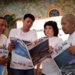 Peluncuran Tabloid Jlajah Soelam  (Peni Widarti/JIBI/Bisnis)