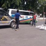 KECELAKAAN SOLO : Rem Motor Blong, Warga Jebres Tewas Terlindas Bus
