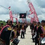 TRADISI NGAWI : Ribuan Warga Ikuti Upacara Kebo Ketan di Sekarputih
