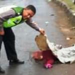 KECELAKAAN SEMARANG : Diduga Kecelakaan Tunggal, Seorang Wanita Tewas di Ngaliyan