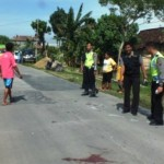 Lokasi kecelakaan di jalur jalan Danyang-Panunggalan, Desa Kandangan, Kecamatan Purwodadi, Kabupaten Grobogan, Senin (19/12/2016) pagi. (Facebook.com-Grobogantoday.com)