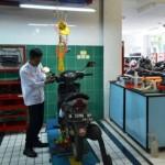 MOTOR HONDA : Mekanik Jateng Wakili Indonesia dalam Lomba se-Asia Pasifik