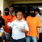 NARKOBA SOLO : Polisi Tangkap 3 Pengguna Sabu-Sabu di Kerten