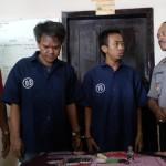 NARKOBA SOLO : Asyik Pesta Sabu-Sabu, 2 Residivis Dibekuk Polisi
